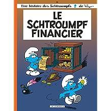 Schtroumpfs 16  Le schtroumpf financier
