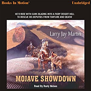 Mojave Showdown Audiobook