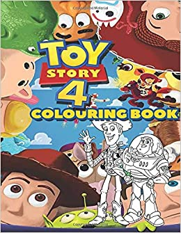 Kids-n-fun.com | 17 coloring pages of Toy Story 4 | 335x260