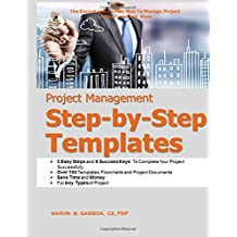 Project Management Step-by-Step Templates