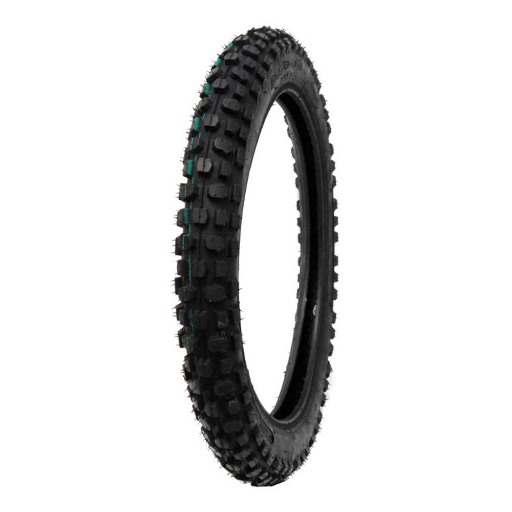 Dirt Bike Tire 2.50-14 Front or Rear Off-Road Fits on Yamaha PW80 1983-06, TTR110E 2008-09, TTR90 2000-07, YZ50 1980, YZ60 1981-84