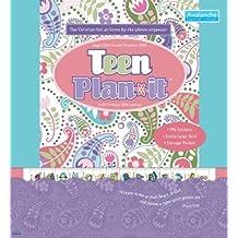 Teen Plan-It Organizer Calendar: August 2007 Through December 2008 with Sticker