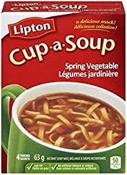 Lipton Dry Soup Mix for A Quick Deliciously Flavoured Soup SpringVegetable Low Fat and No Artificial Flavours