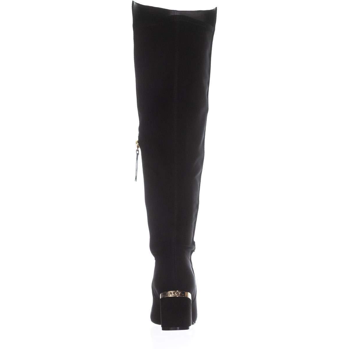 DKNY Cora Cora Cora Knee High Damen Stiefel Schwarz  1d62a9