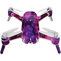 Skin For Yuneec Breeze 4K Drone – Glowing Skulls | MightySkins Protective, Durable, and Unique Vinyl Decal wrap cover | Easy To Apply, Remove, and Change Styles | Made in the USA