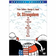 DR. STRANGELOVE SE por Stanley Kubrick