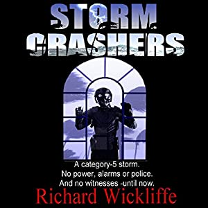 Storm Crashers Audiobook