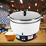 10L Rice Cooker Commercial Stainless MAX Natural