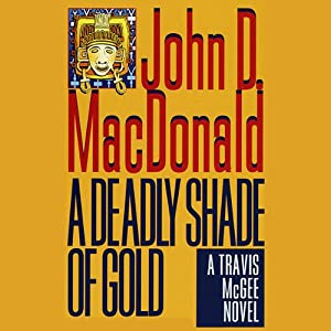 A Deadly Shade of Gold Audiobook