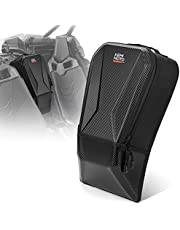 Kemimoto Updated Maverick X3 Storage Center Between Seats Shoulder Console Cargo Bag Compatible with Can Am Maverick X3 MAX XRS XDS Turbo R RR 2017 2018 2019 2020 2021 2022