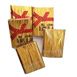 "800PCS 3.15"" /8cm Golden Twist Ties For Wrapping Cello Bags Baking Bread Gift Sealing Packing"