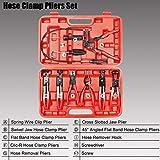 YSTOOL Hose Clamp Plier Removal Installation Tool