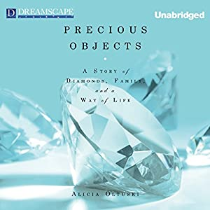 Precious Objects Audiobook