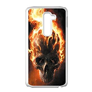 LG G2 Csaes phone Case Skull NK94002