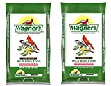Wagner's 13013 Four Season Wild Bird Food, 40-Pound Bag (2 Bags)