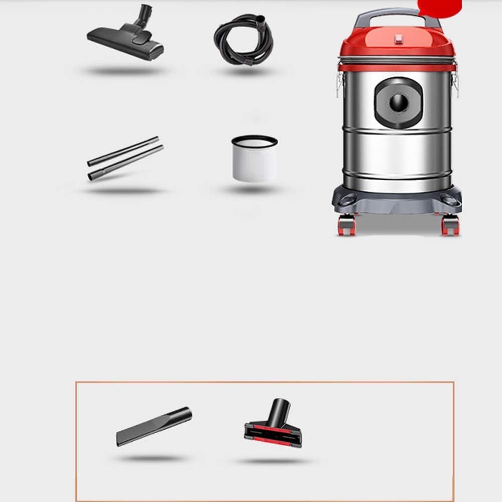 JU FU Aspirador - de Alta Potencia aspiradora de succión for pequeños vehículos 12-18L pequeña Utilidad Disponible en 4 Estilos Productos de Limpieza @@ (Color : 15L - B): Amazon.es: Hogar