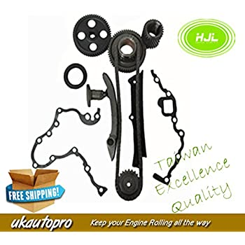 Amazon com: Timing Chain set replacement parts for