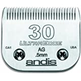 Andis Pet UltraEdge Chrome finish Blade #30- Clipper Blade (64075)