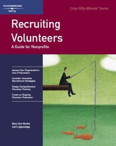 Recruiting Volunteers: Building an Effective Volunteer Staff