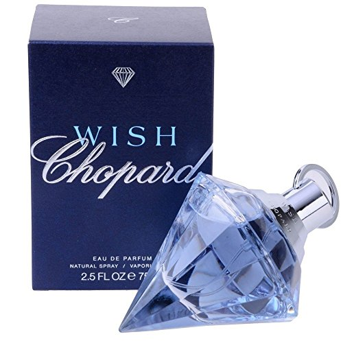Chopard Wish for Women Edp Spray, 2.5 Ounce (Tester Edp 2.5 Ounce)