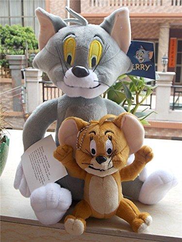 Tom and Jerry Plush Tom 11