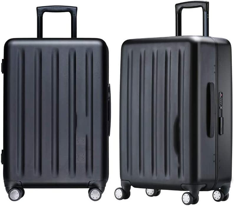Color : D, Size : 613822cm Travel Suitcase Trolley Case Fashion Waterproof Luggage Holdall Bag Cabin Case Large Capacity Durable Hardshell Boarding The Chassis Qzny Suitcase