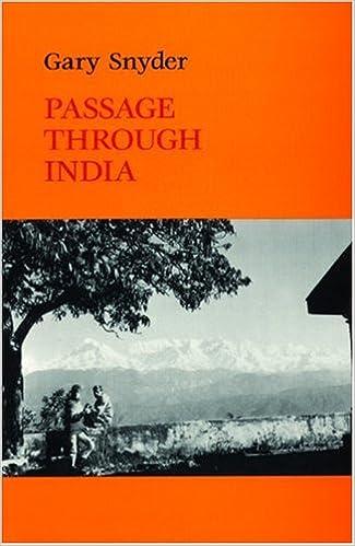 Book Passage through India