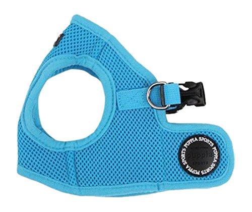 PUPPIA International Puppia Harness Soft B Vest SKY BLUE Small