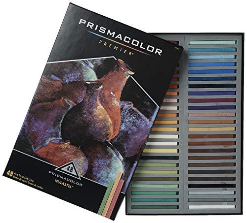 48 Pasteles Prismacolor Premier Nupastel