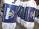 Howies White / Blue-flecked Skate Laces Length 96 inches