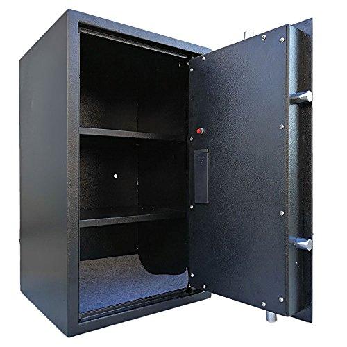 Benlet Home Office Security Safe 1.8 Cubic Feet Electronic Digital Keypad Steel Black Box by Benlet (Image #3)