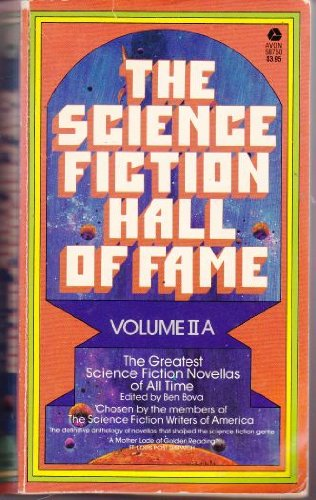 Science Fiction Hall Fame Vol product image