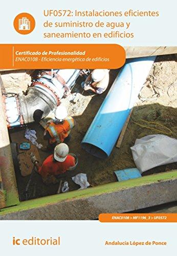 Amazon.com: Instalaciones eficientes de suministro de agua y ...