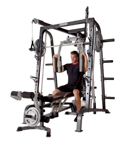 Marcy Machine Total Home Gym with Linear