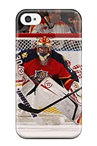 LeeJUngHyun Case Cover For Iphone 4/4s - Retailer Packaging Florida Panthers (46) Protective Case