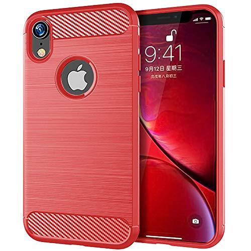 red carbon fiber iphone 4 case - 7