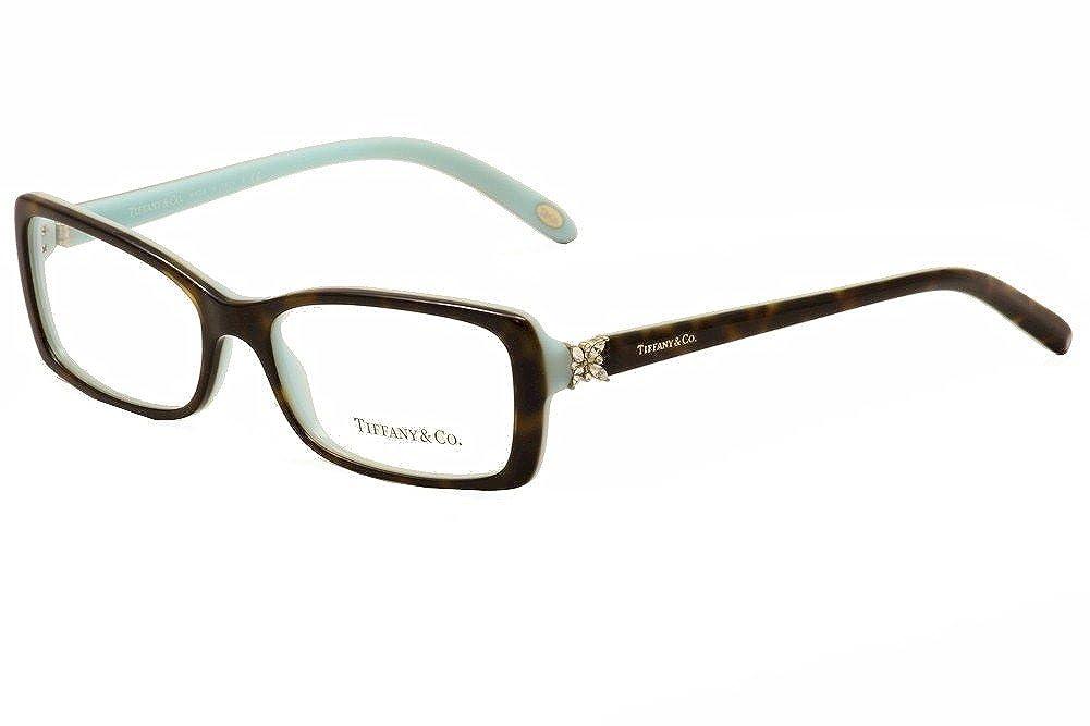 Amazon.com: Eyeglasses Tiffany TF 2091B 8134 TOP HAVANA/BLUE: Clothing