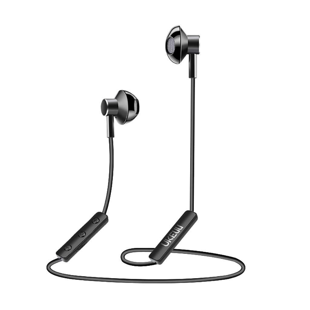 ❤SU&YU❤Sweatproof Headphones Wireless Bluetooth Sport Earphones Stereo Headset with Mic