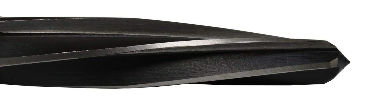 DWR Series Drill America 9//16 Long Bridge//Construction Reamer with Hex Shank