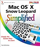 Mac OS X Snow Leopard Simplified, Paul McFedries, 0470508388