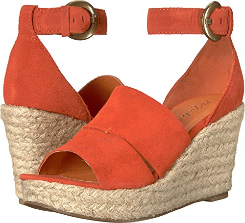 Matisse Women's Cha Cha Wedge Fire 9 M US M