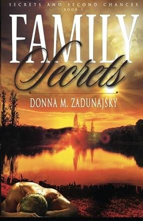 Family Secrets (Secrets and Second Chances series Book 1)