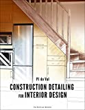 Construction Detailing for Interior Design: Bundle eBook + Studio Instant Access