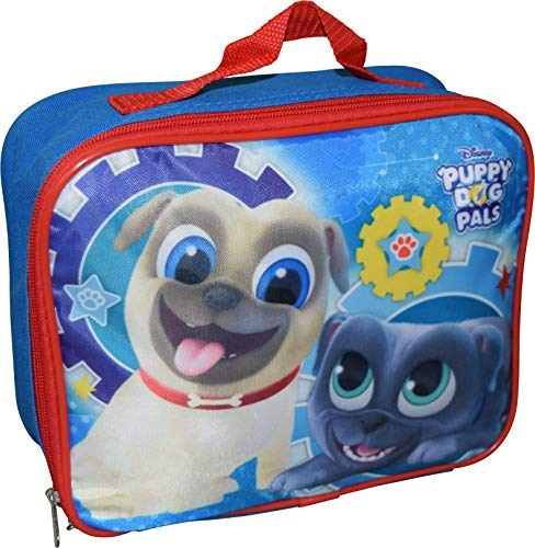 (Puppy Dog Pals Disney Junior Insulated Lunch Box)