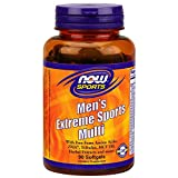 NOW Sports Men's Extreme Sports Multi,90 Softgels For Sale