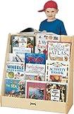 Jonti-Craft 3514JC Flush back Pick-A-Book Stand