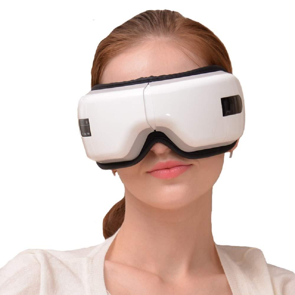 HYYスマート充電式ワイヤレスアイマッサージャーアイヘルスケアマシン視覚保護装置振動リラクゼーション看護   B07QSV5XP3