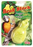 Living World Mineral Block, Pear (for Cockatiels), 75 Grams, My Pet Supplies