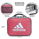 adidas Unisex Foundation Insulated Lunch Bag, Real
