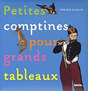"""Afficher """"Petites comptines pour grands tableaux"""""""